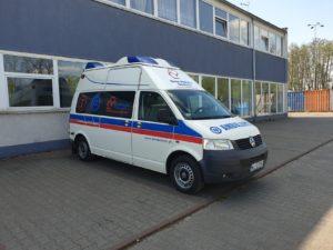 transport medyczny dom seniora aegis